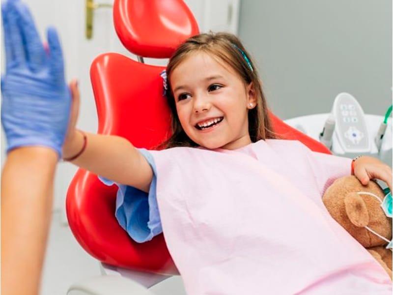 Ayudar a los niños a perder el miedo al dentista